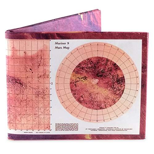The Walart Svelte Bifold Paper Wallet Slim The Acid Bifold Papier Portefeuille Porte-monnaie Mighty Tyvek Dynomighty
