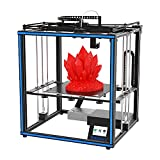 Official TRONXY X5SA PRO 3D Printer with Titan, Newly Upgraded Lattice Glass Platform+TR Sensor,Core XY Structure with Industrial Linear Guide, 30P Integrated Cable, Safe for Home and Industrial Use