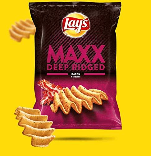 12x Lay´s MAXX Bacon 130g