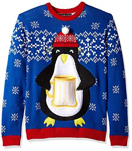 Budweiser Christmas Sweater Men