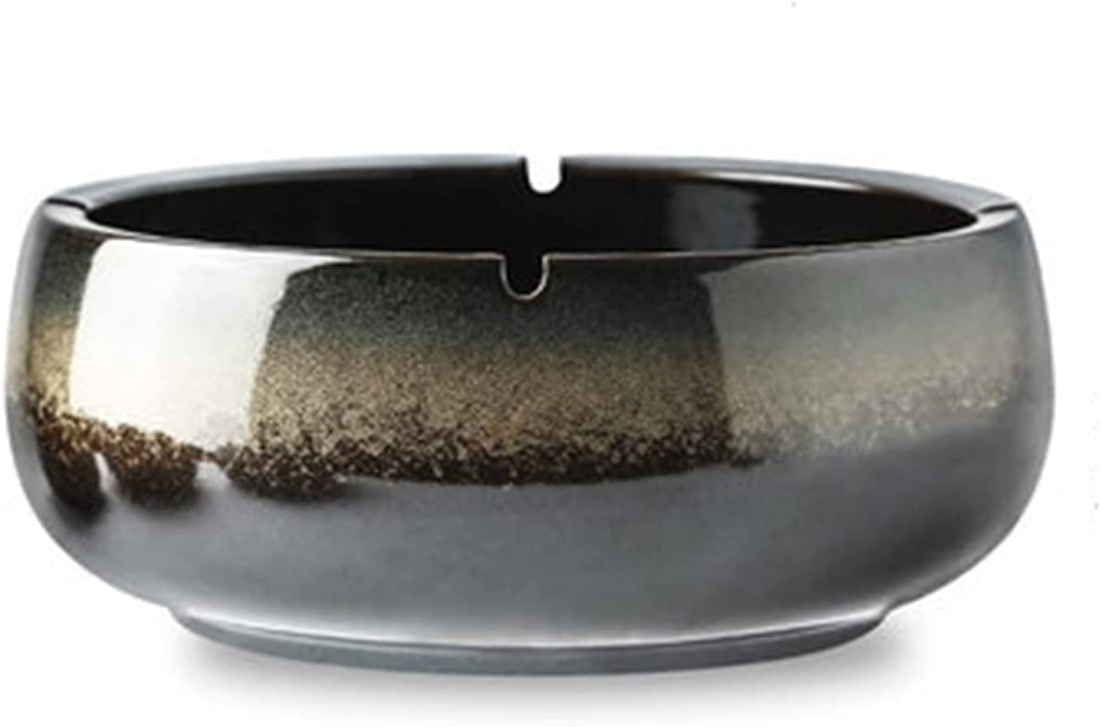 MYT MEIYITIAN Max 75% OFF Large Ashtray Retro Attention brand As Ceramic Personality Chinese