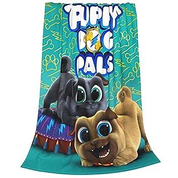 Best puppy dog pals blanket 2 Reviews