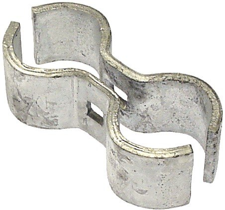 "America's Fence Store 1-5/8"" x 1-5/8"" Panel Clamp 20 Pack"