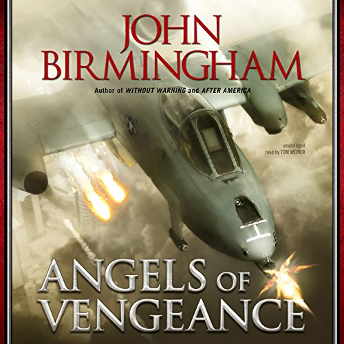 Angels of Vengeance audiobook cover art