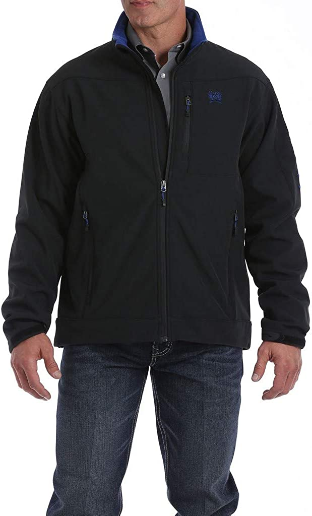 Cinch Men's Bonded Jacket Black XX-Large