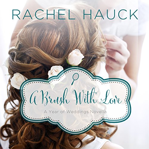 A Brush with Love audiobook cover art
