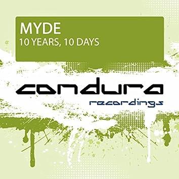 10 Years 10 Days