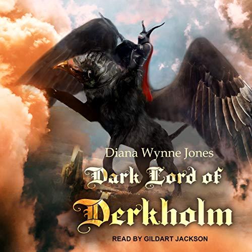Dark Lord of Derkholm audiobook cover art