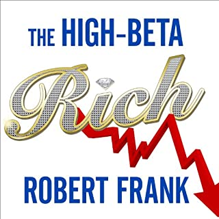 The High-beta Rich audiobook cover art