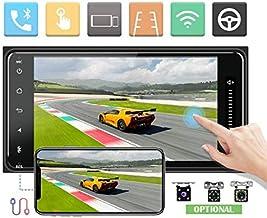 WSJS Lecteur multimédia Voiture Compatible avec écran Tactile Toyota Corolla GPS..