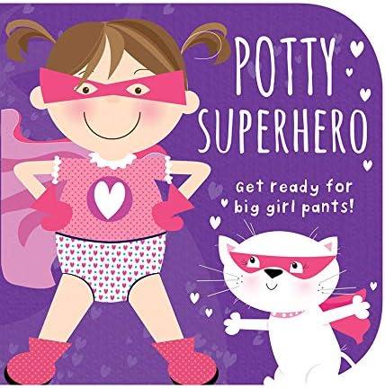 Potty Superhero Get Ready for Big Girl Pants product image