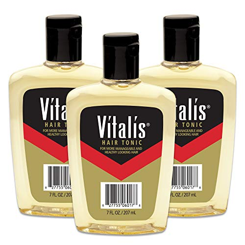 VITALIS Hair Tonic, 7 fl. Oz (3 PACK)