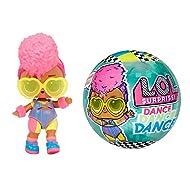 LOL Surprise Dance Dance DanceDolls- 8 Surprises,Designer Clothing&FashionAccessories- Includ...