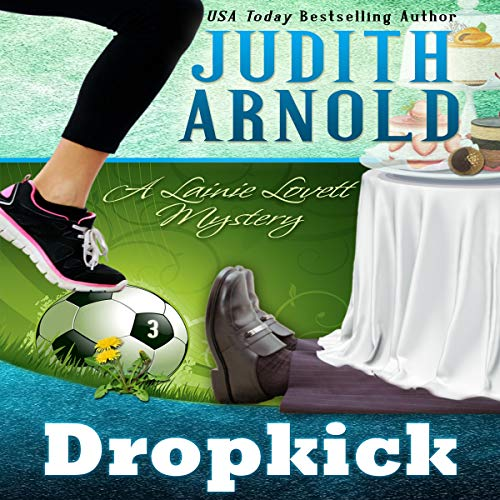 Dropkick: A Lainie Lovett Mystery cover art