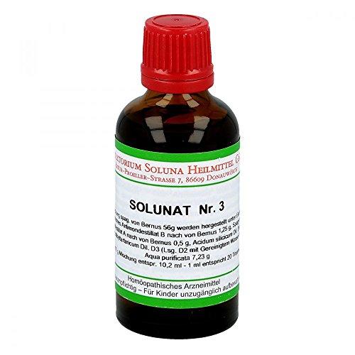 Laboratorium Soluna Solunat Nr. 3, 50 ml Lösung