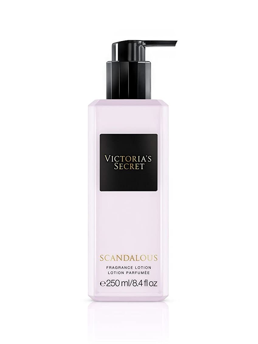 アルファベット切り下げラップトップVICTORIA'S SECRET ヴィクトリアシークレット/ビクトリアシークレット スキャンダラス フレグランスローション / Scandalous Fragrance Lotion
