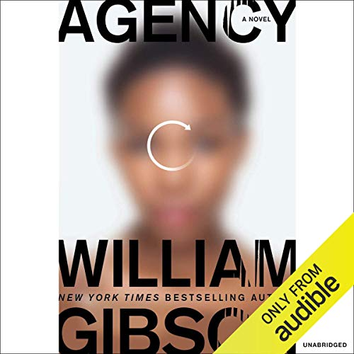 Agency cover art
