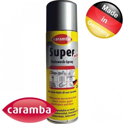 Caramba Super Plus Rostlöser 400ml Kontaktspray Schmiermittel Kriechöl Schmieröl