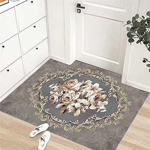 Antiscivolo Tappeto Tappeto Inter Tappeto Per Balcone Inserimento porta pad soggiorno tappeto moderno design floreale tappeto resistente acqua lavata 180X230cm