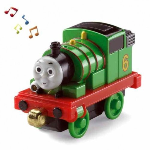 Thomas & Friends Take Along Take N Play Lights & Sounds Percy Train Engine