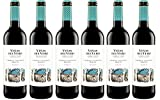 Viñas Del Vero Tinto Cabernet-Merlot - Vino D.O. Somontano - 6 botellas de...