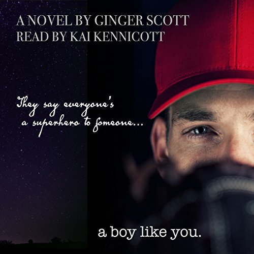 A Boy Like You audiobook cover art