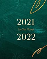 Two Year Planner 2021 - 2022
