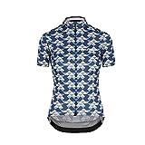 Uglyfrog Maillot Ciclismo Hombre, Maillot MTB Carreras Equipo Bicicleta Hombre, Camiseta Ciclismo con Verano Mangas Cortas Equipo