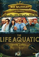 Internationally famous oceanographer Steve Zissou (Bill Murray) and his crew -- Team Zissou -- set sail on a expedition to hunt down the mysterious, elusive -- possibly nonexistent -- Jaguar Shark that killed Zissou's partner during the documentary f...