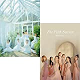OH MY GIRL [THE FIFTH SEASON] 1st Album [ DRAWING + PHOTOGRAPHY ] 2VER FULL SET. 2CD+2p FOLDED POSTER+12 Photo Book+6 Card K-POP SEALED+TRACKING CODE