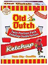 Old Dutch Ketchup Chips - 220g Box {Imported from Canada}