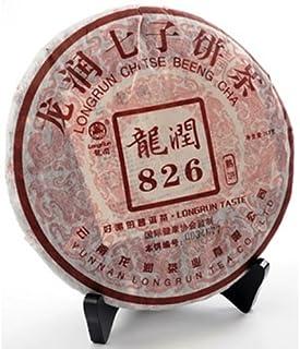 Yunnan Longrun Pu-erh Tea Cake-826 (Year 2006,Fermented, 357g) (12.59oz)
