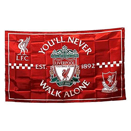 RBTT Liverpool Equipo de la Bandera No. 4 Fans Banderas de Campeonato...