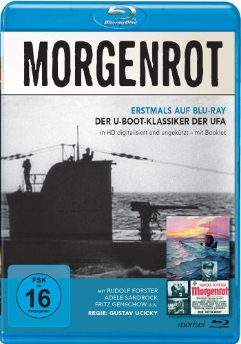 Morgenrot 1933 [Blu-ray]