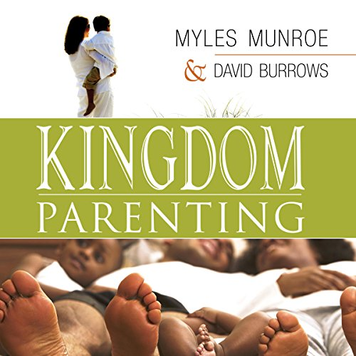 Kingdom Parenting audiobook cover art