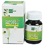 OIC New Nano Rutin - 530 mg SoftGel Particle Size