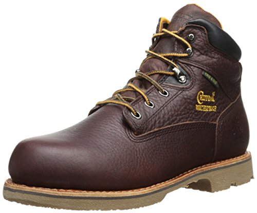 Chippewa Men's 6' Waterproof Insulated 72125 Utility Boot,Brown,11 W US