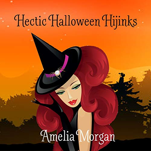 Hectic Halloween Hijinks cover art