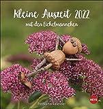 Eichelmännchen Postkartenkalender 2022 - Kalender mit perforierten Postkarten - zum Aufstellen und Aufhängen - mit Monatskalendarium - 16 x 17 cm
