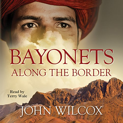Bayonets Along the Border cover art