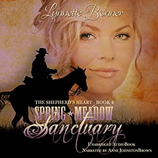 Spring Meadow Sanctuary audiobook cover art