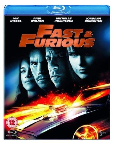 Fast and furious 4 [Blu-ray] [FR Import]
