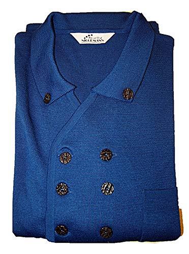 NIGGEMANN ORIGINAL KÖBES-Jacke Farbe AZURBLAU 80 (54/56)