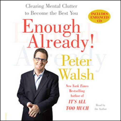 Enough Already! audiobook cover art