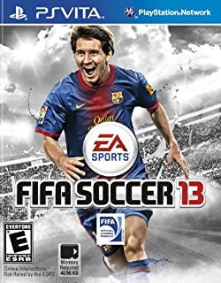 FIFA Soccer 13 - PlayStation Vita [video game]