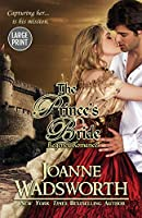 The Prince's Bride: (Large Print) (Regency Brides)