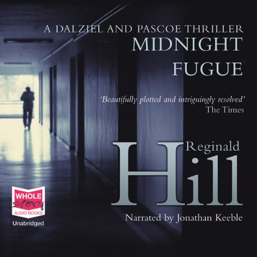 Midnight Fugue audiobook cover art