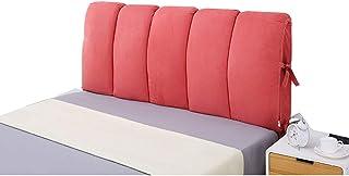ZWDM Cabeceros Cama Funda CoverTela Lado La Cama Cubierta Prueba Polvo Lavable para La Decoración del Dormitorio (Color : K, Size : 180X60CM)