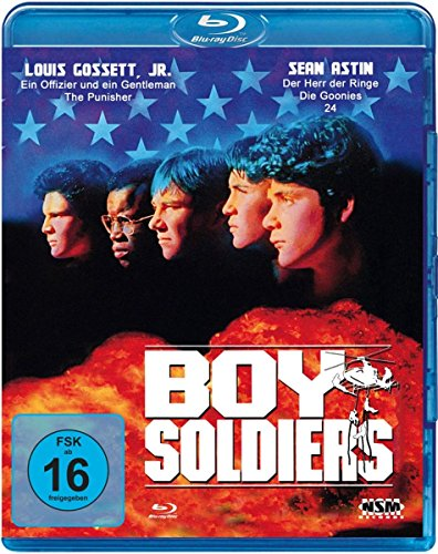 Boy Soldiers [Blu-ray]