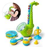 GizmoVine Juegos Niño 3 años Juguetes Musicales Instrumentos Musicales Regalo del día del niño